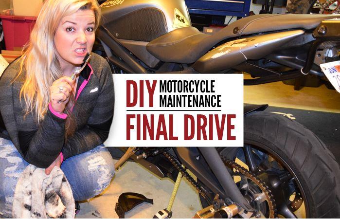DIY – Final DriveMaintenance